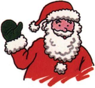Santa in seattle condo blog