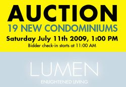 Lumen auction