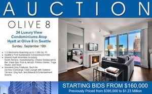 Olive 8 auction