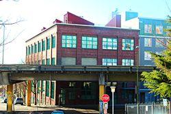 Belltown Loft exterior 4