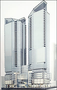 Update on Heron and Pagoda Condo Office Hotel Development Project from 2007