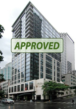 Approved Condo Building