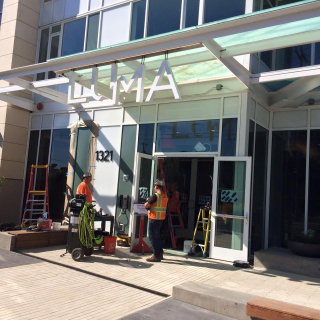 Sales Center Moving into Building