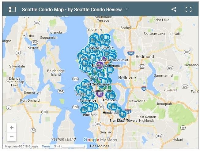 Seattle Condo Map (2)