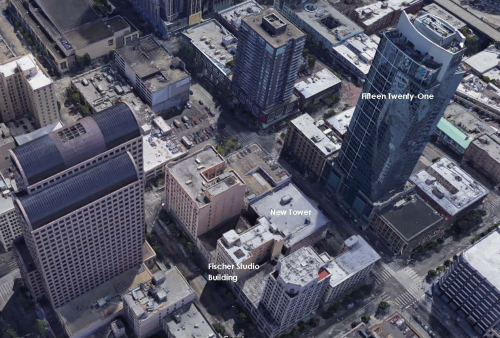 New Condo Tower Planned for 2nd Avenue in Downtown Seattle