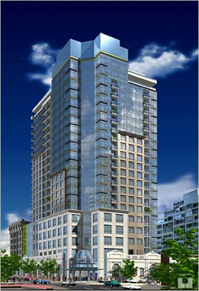 Two Years Ago, One Of The Most High End Luxury Condos Was The Cristalla;  Now We See More And More Ultra High End And High Rise Condos Springing Up  On The ...  High Rise Apartments Seattle